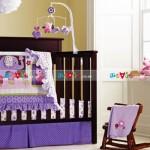 Bộ quây cũi Girls Purple