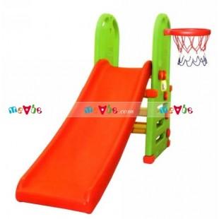 Cầu tuột bóng rổ