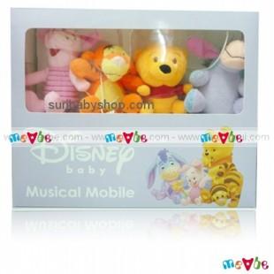Đồ treo nôi Disney (gấu Pooh)