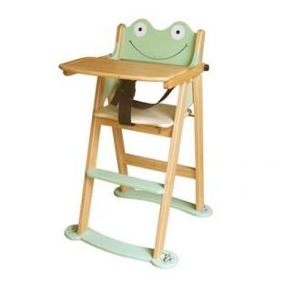 Ghế ăn hình con ếch