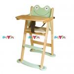Ghế ăn bột hình con ếch
