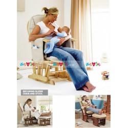 Ghế thư giãn cho mẹ mang thai và chăm sóc em bé