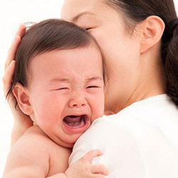 Táo bón ở trẻ sơ sinh từ 1 đến 12 tháng tuổi